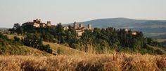 Rantapallon kohdeopas: Toscana