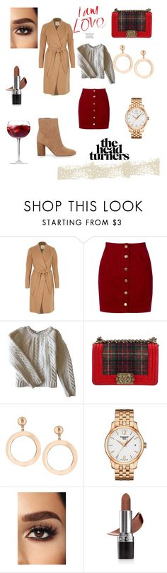 """""""casual friday"""" by honey-3745 on Polyvore featuring мода, River Island, Boohoo, Anine Bing, Chanel, Tissot и Avon"""