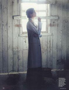 Barn farm shoot Maison Martin, Mode Esthétique, Mode Des Défilés, Amish, 092780f1318