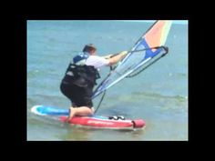 Windsurfing fails   1:58 is hysterical