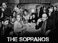 The Sopranos- Just started watching this. Great show!