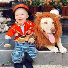 Lion Halloween Costume, First Halloween, Ringmaster Costume, Costume Works, Cosplay, Cute, How To Wear, Fashion, Costumes