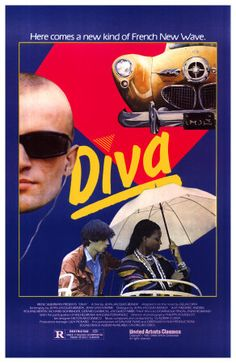 One of the best French thrillers! Diva (1981)                                                                                                                                                                                 More