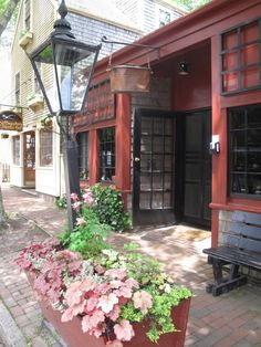 Company of the Cauldron, Nantucket, MA. The best restaurant on the island.... We're so going!