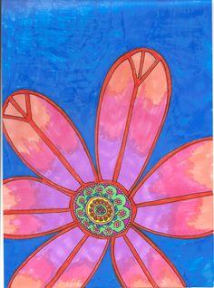 Peace Flower @Elaine Nasser