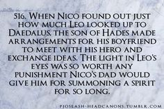I wish that Leo and Nico could just be friends! << Now there's Nico+Leo? OMG SO MANY SHIPS!<< This is cute, but I think I like Solangelo and Caleo better than leico Percy Jackson Head Canon, Percy Jackson Ships, Percy Jackson Memes, Percy Jackson Fandom, Solangelo, Percabeth, Leo And Nico, Son Of Hades, Leo Valdez