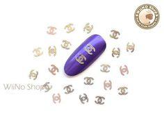 Nail Art - Ultra Thin Metal Decoration (Flat) – Page 2 – WiiNo Shop Thin Nails, Nail Jewelry, Nail Art Designs, Decoration, Metal, Nail Stuff, Gold, Shopping, Flat