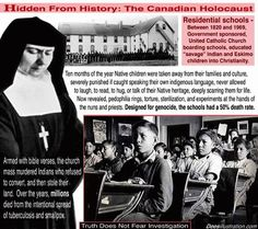Mass Graves Found in Canada Linked to MKULTRA Program