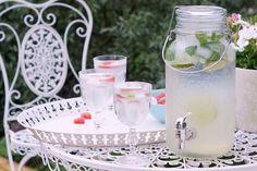 Kodin Kuvalehti – Blogit | Ruususuu ja Huvikumpu – Kotitekoinen limonadi ja vesimeloni jääpalat