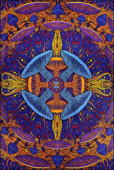 #Trippy, #Hippie, #Psychedelic #Decor