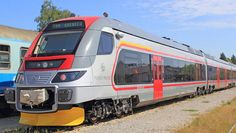 TZV Gredelj/KONČAR Emu in Croatia News Around The World, Around The Worlds, Train Pictures, Croatia, Diesel, Transportation, Europe, Paths, Diesel Fuel