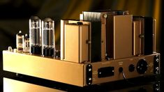 Leak Stereo 20 - One of the true classic amplifiers from a legendary British hi-fi outfit.