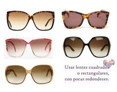 Y. A. Q. - Blog de moda, inspiración y tendencias: [Y ahora cómo] Escojo lentes de sol para mi tipo de rostro