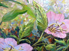 mosaic mural close up - Google Search