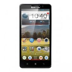 Lenovo P780 5.0 Inch HD Corning Gorilla Glass Touch Screen Android 4.2 Mobile Phone - Android Phones