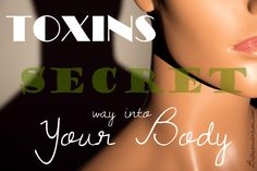 Love the idea at the end to test this theory.  Toxins secret way into your body!   Butter Nutrition