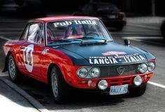 Lancia Fulvia Montecarlo 1,3 S 2° Serie
