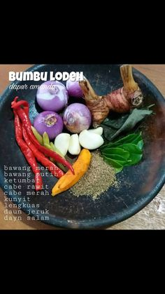 Easy Healthy Recipes, Asian Recipes, Easy Meals, Sambal Recipe, Cooking Time, Cooking Recipes, Indonesian Cuisine, Western Food, Malaysian Food