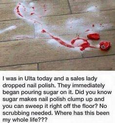 Sugar to the Rescue!