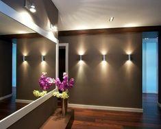 Lichteffekte im treppenhaus beleuchtung in lampen