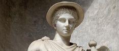 Hermes, Sculpture, Statue, Art, Nymphs, Monsters, Faeries, Art Background, Kunst