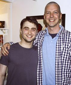 Daniel Radcliffe + Sean Hayes = perfection