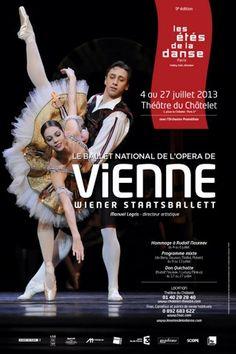 Le festival Les Étés de la Danse démarre aujourd'hui au Théâtre du Chatelet