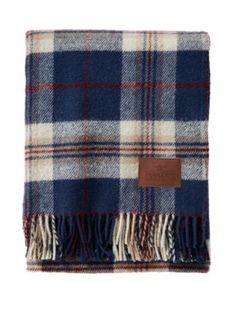 Pendleton Motor Robe with Leather Carrier- Thompson Tartan Tartan Plaid, Plaid Scarf, Tartan Fabric, Textiles, Bed Throws, Wool Blanket, Gifts For Dad, Zara, Fabrics