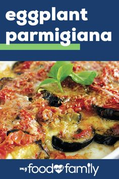 Eggplant Parmigiana Casserole – In under an hour you can treat your tastebuds to tasty layers of eggplant, KRAFT Mozzarella Cheese, KRAFT Parmesan Cheese, and crushed tomatoes. One bite and you're sure to add this delicious dish to your list of new favori Vegetable Recipes, Vegetarian Recipes, Healthy Recipes, Healthy Tips, Healthy Snacks, Casserole Recipes, Crockpot Recipes, Cooking Recipes, Pasta Dishes