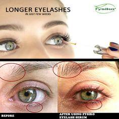 3e2a5a53193 Fysiko Eyelash and Eyebrow Serum @fysikolashes #longeyelashes  #besteyelashserum http://fysikolashes