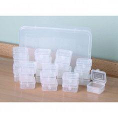 24 Box Storage System