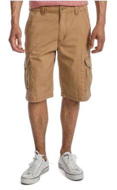 Unionbay Men's Casual Wear Cargo Shorts