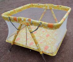 1950s vintage playpen | Share | 1950s vintage play pens ...