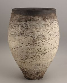Hans Coper (German/British, 1920-1981) An early Vessel, circa 1953