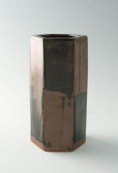 Shoji Hamada, Hexagonal Vase