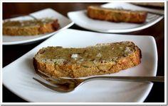 Coconut Flour Zucchini Bread and more of the best coconut flour bread recipes on MyNaturalFamily.com #coconutflour #recipe