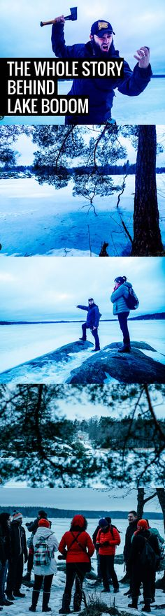 The whole story behind Lake Bodom, Finland.