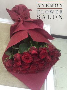 Send fresh roses beautifully gift wrapped by florist in Yerevan