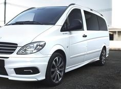 Piecha Side Skirts Vito Viano Mercedes Vito Viano 639