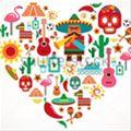 Freebie! Description of Christmas traditions in Venezuela and Mexico. It includes la pinata; las posadas; typical food….