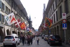 Bern - Zentrum der Stadt
