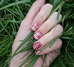 """London Double"" Jamberry nail wraps. Shop your favorite designs at Ladisa.jamberry.com"