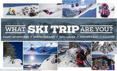 Win 1 of 5 Ski Trips! Check it out on ladiesfreebies.com! #skitrip Ski Trips, Spring Breakers, Mount Everest, Skiing, Adventure, Check, Travel, Life, Ski