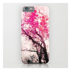 Tree Silhouette 2 iPhone 6s Case ($35) ❤ liked on Polyvore featuring accessories, tech accessories and iphone & ipod cases