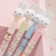 Miffy Pen, The Kawaii Notebook | http://kawaiishopping.tumblr.com