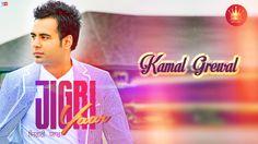 Kamal Grewal - Jigri Yaar | Lyrical Video