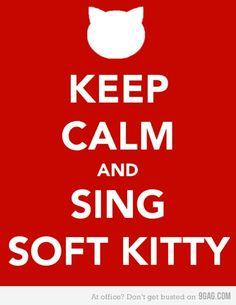 Sing Soft Kitty