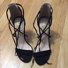NWOT black heels | Black heels, Shoes heels and Conditioner