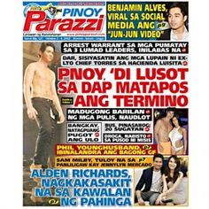 Pinoy Parazzi Vol 8 Issue 120 October 02 – 04, 2015 http://www.pinoyparazzi.com/pinoy-parazzi-vol-8-issue-120-october-02-04-2015/
