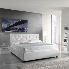 Pillow - Letti moderni matrimoniali Dorelan | Letti | Pinterest ...